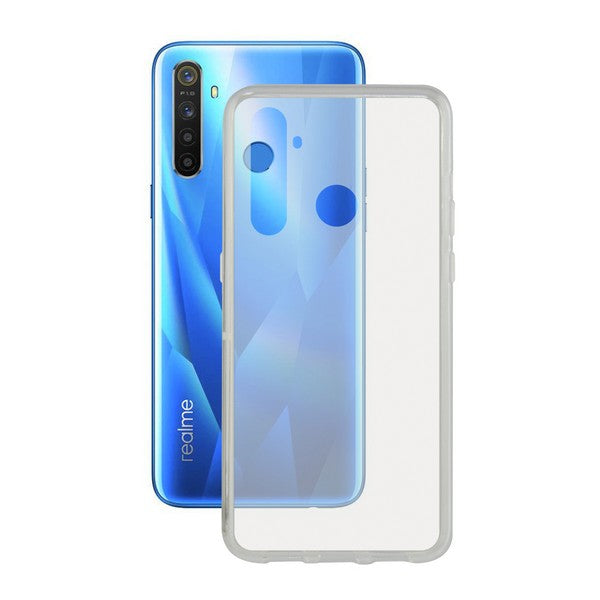 Mobile Phone Case with TPU Edge Realme 5 Contact Flex