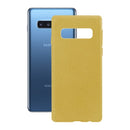 Mobile cover Samsung Galaxy S10+ KSIX Eco-Friendly