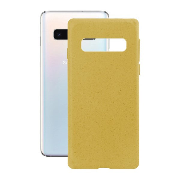 Mobile cover Samsung Galaxy S10 KSIX Eco-Friendly