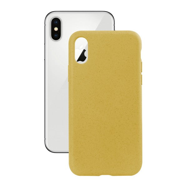 Mobile cover Iphone X KSIX Eco-Friendly
