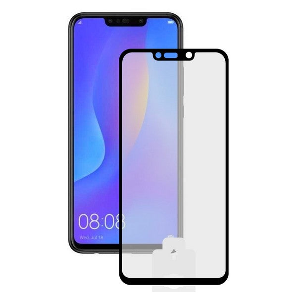 Tempered Glass Screen Protector Huawei P Smart Plus 2019 KSIX 2.5D 9H
