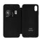 Folio Mobile Phone Case Iphone X KSIX Executive Black