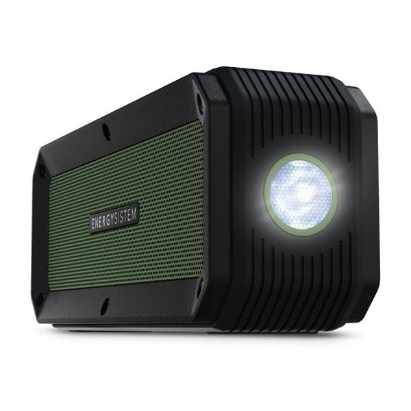 Bluetooth Speakers Energy Sistem 444861 2000 mAh 10W Black