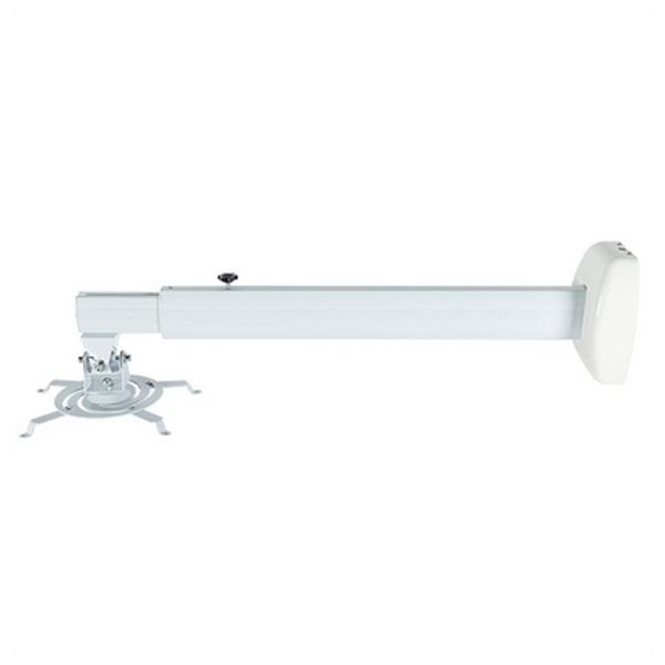 Expandable Wall Support for a Projector iggual SPP01-M IGG314517 -42 - 42° Aluminium White