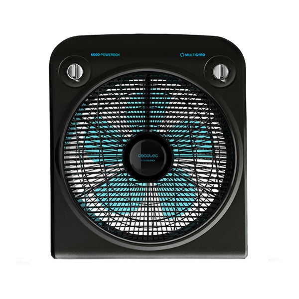 Floor Fan Cecotec ForceSilence 6000 PowerBox 50W (Ø 30 cm)