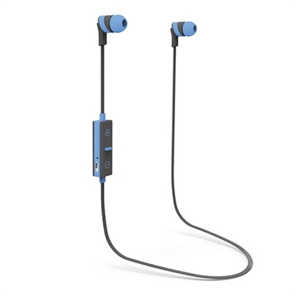 Bluetooth Sports Headset with Microphone Ref. 101394 Blue