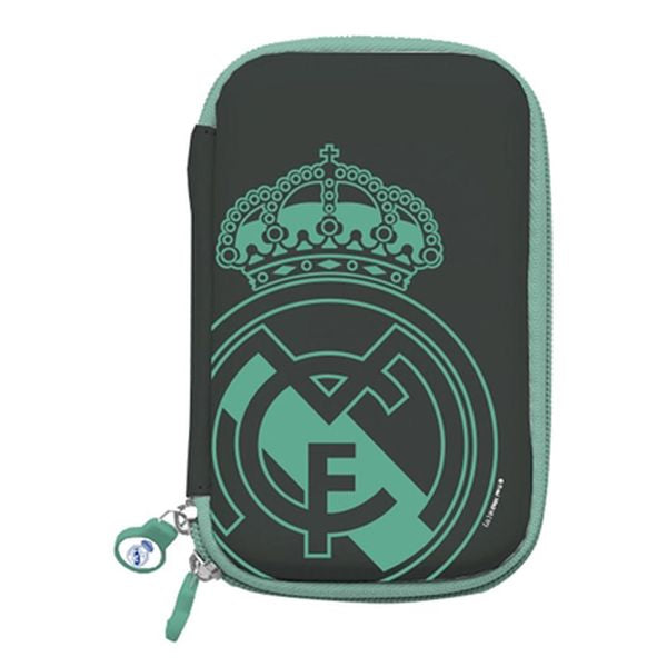 Hard drive case Real Madrid C.F. RMDDP002 2,5""