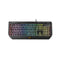 Gaming Keyboard Krom Kuma RGB USB Black