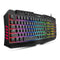 Gaming Keyboard Krom Kyra RGB USB Black