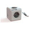 Cube multiplugs Allocacoc Power Cube USB Grey