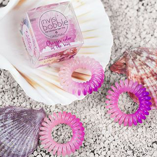 Rubber Hair Bands Magic Mermaid Invisibobble