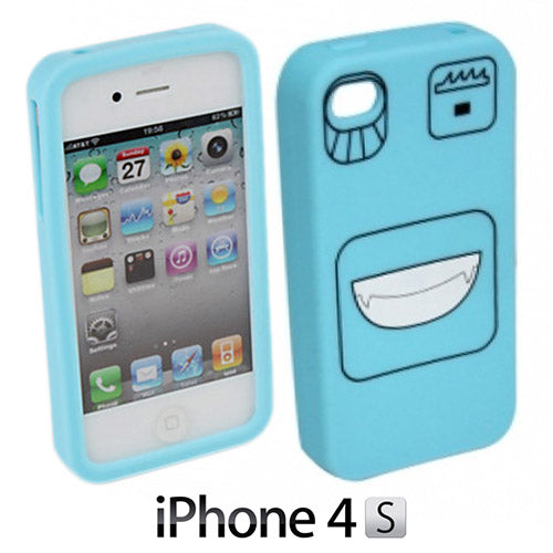 Faces Silicone Case for iPhone