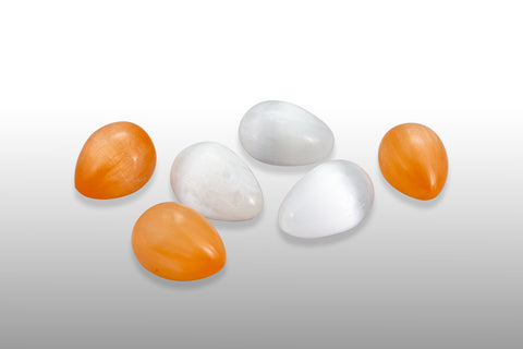 Selenite Eggs