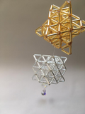 Platonic Solid Sun Catcher & Jewelry