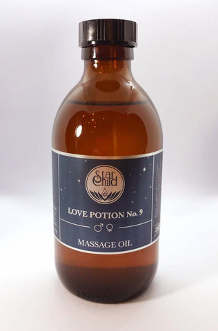 Star Child Love Potion No 9 Massage Oil 100 ml