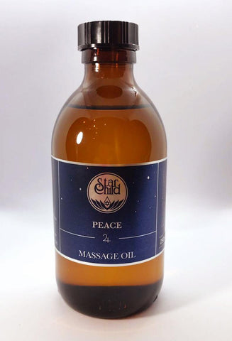 Star Child Peace Massage Oil 100ml