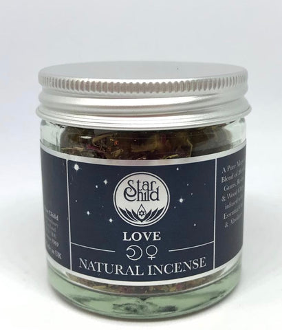 Star Child Love Incense