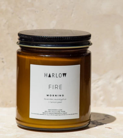 Harlow Fire (Candle)
