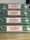Satya Attract Money Incense 15g Pack