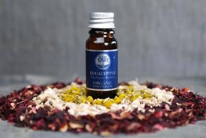 Star Child Eucalyptus Essential Oil Organic 10ml