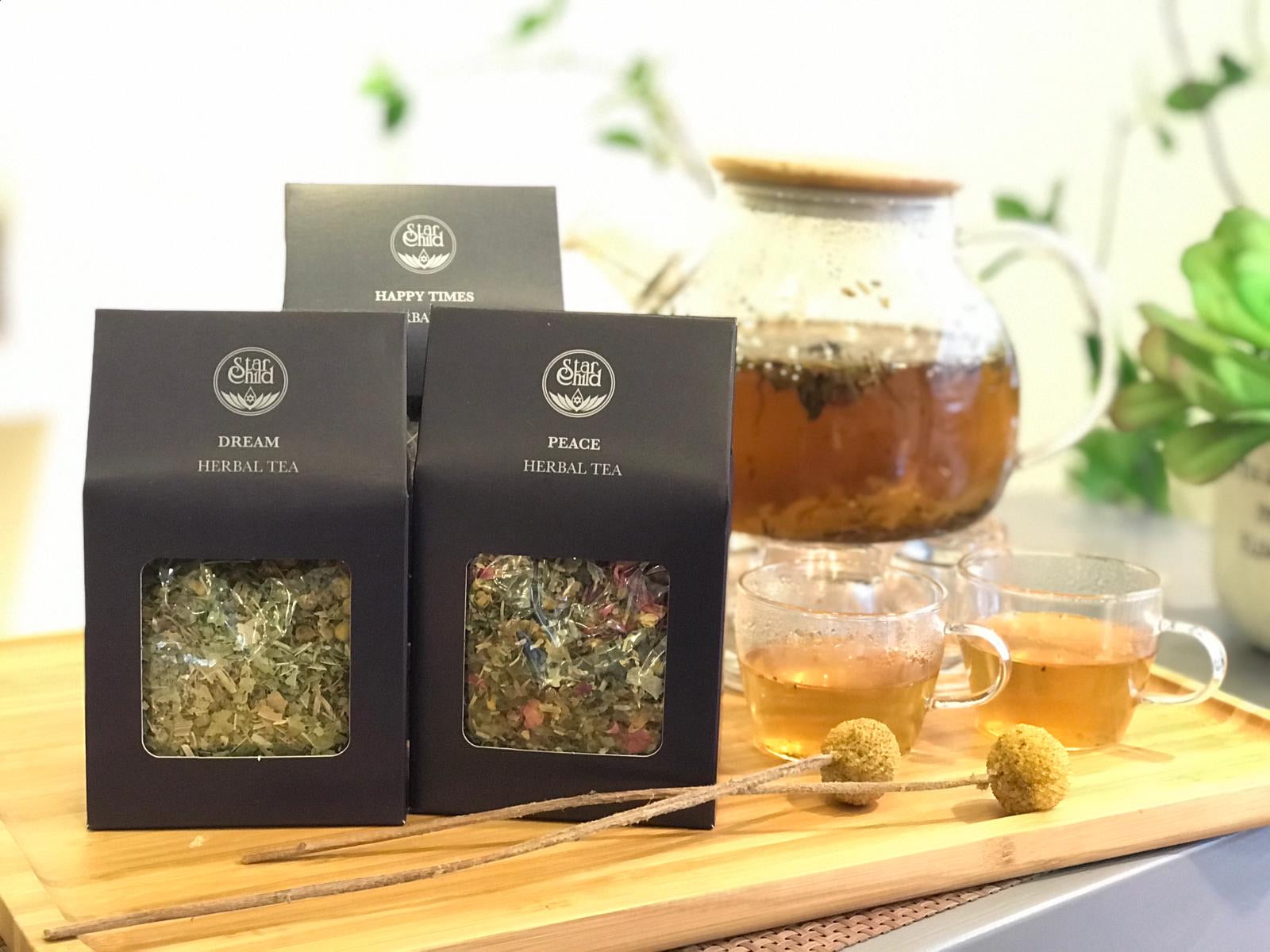 Star Child Tea Series (50g)