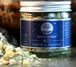 Star Child Meditation Incense