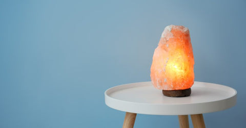 Hiimalayan Salt Lamp