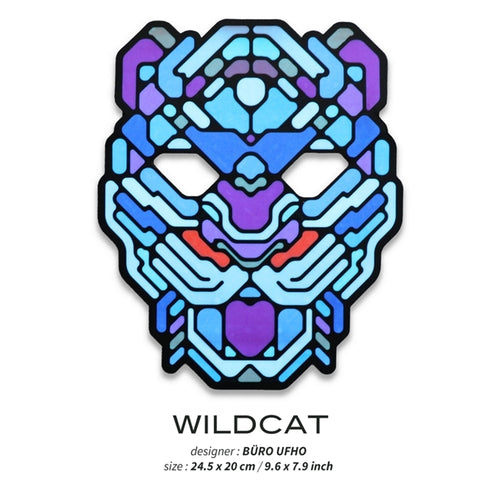 Outline® Wildcat Light up LED Mask