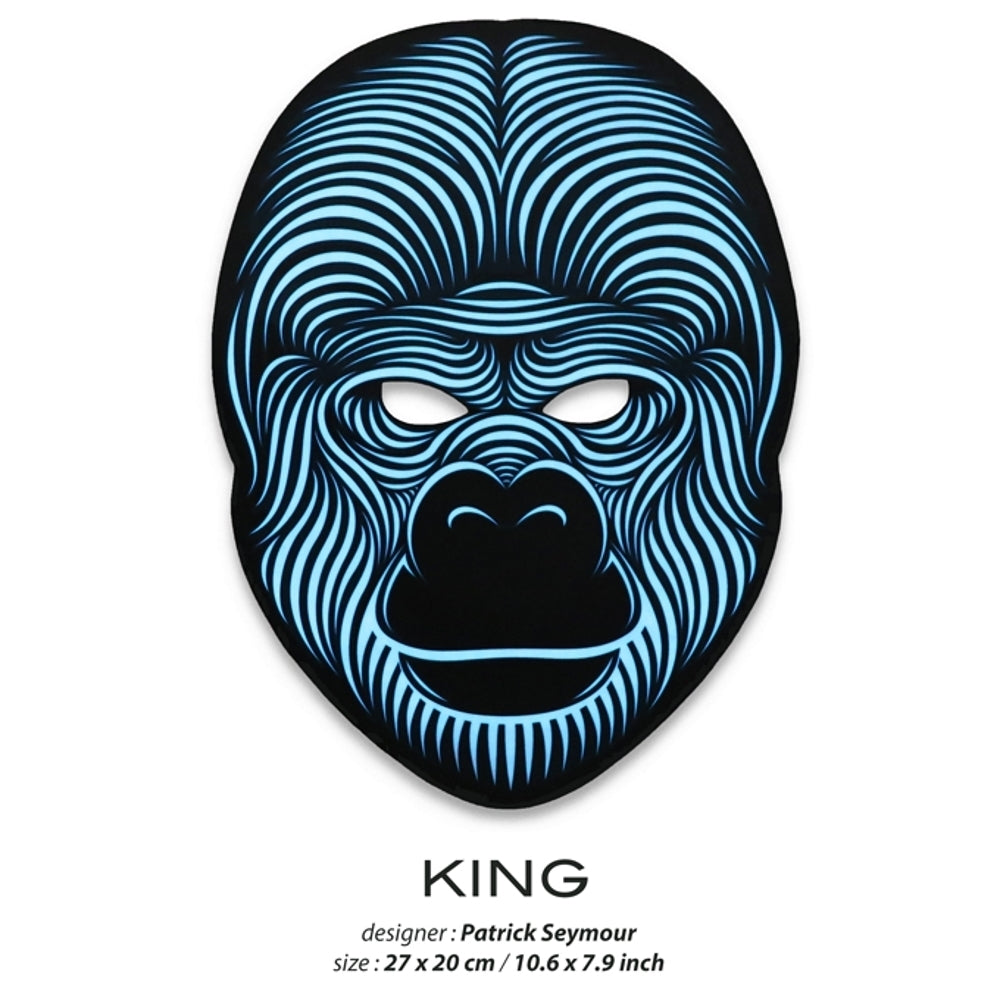 Outline® King Light up LED Mask