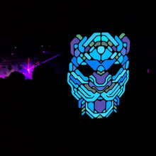 Load image into Gallery viewer, Outline® Wildcat Light up LED Mask