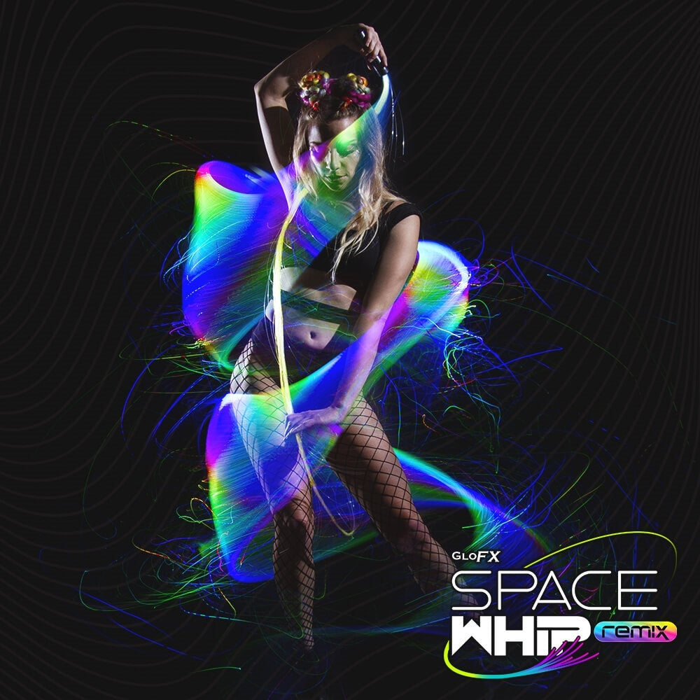 LED Fibre Space Whip Remix, from GloFX