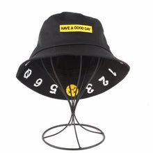 Load image into Gallery viewer, Have A Good Day 🤑 - The Gamblers' Bucket Hat - Black