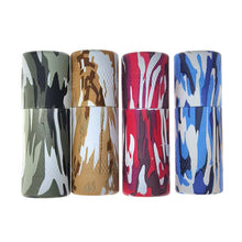 Load image into Gallery viewer, 50 Camouflage 8g Aluminium N20 Mini Dispensers / Crackers - All Colours
