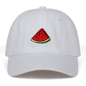 The Watermelon Cap 🍉🌞 - Pink