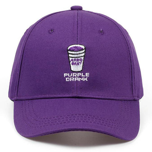 Purple Drank Baseball Cap - All Colours (3)