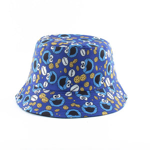 Cartoon Series Bucket Hat ft. the Sesame Street Muppets - All Designs (7)