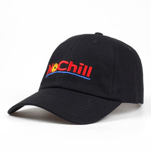 No Chill 😏 Cap - Black