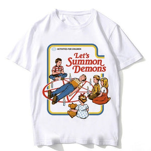 Let's Summon Demons - Sinister Urges T Shirt