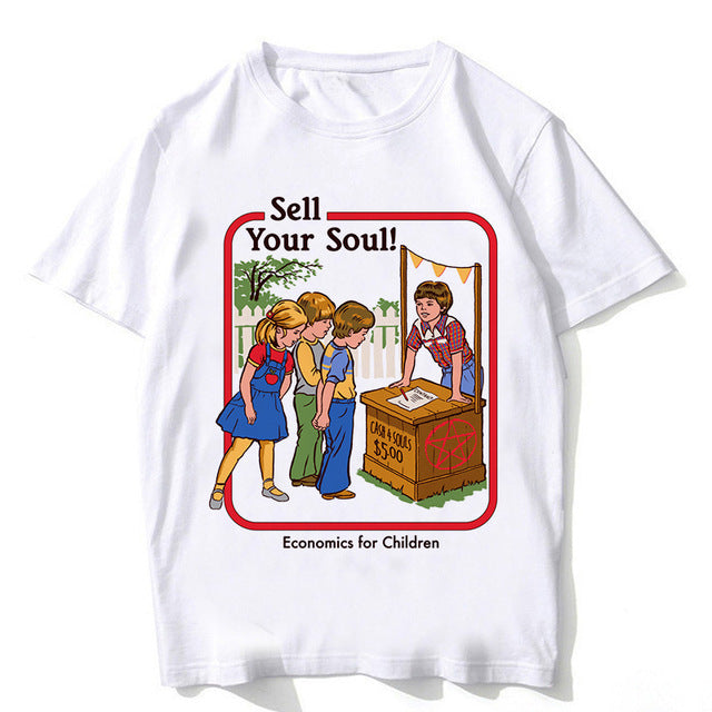 Sell Your Soul - Sinister Urges T Shirt