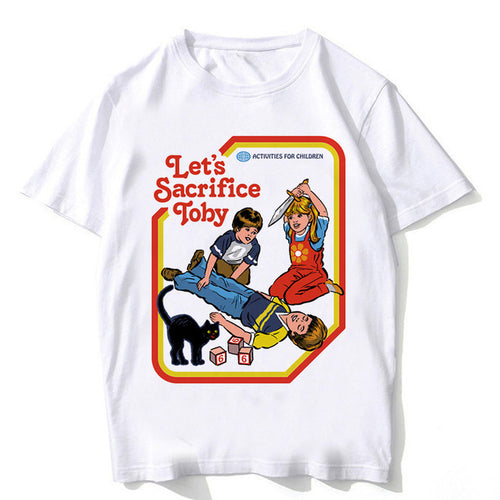 Sacrifice Toby - Sinister Urges T Shirt