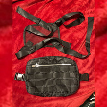 Load image into Gallery viewer, Men's Chest Rig Bag - Reinforcements
