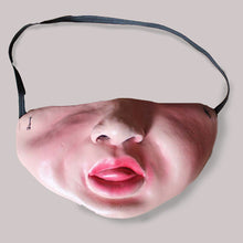 Load image into Gallery viewer, Funny Half Face Horrible Masks (21 to choose from)