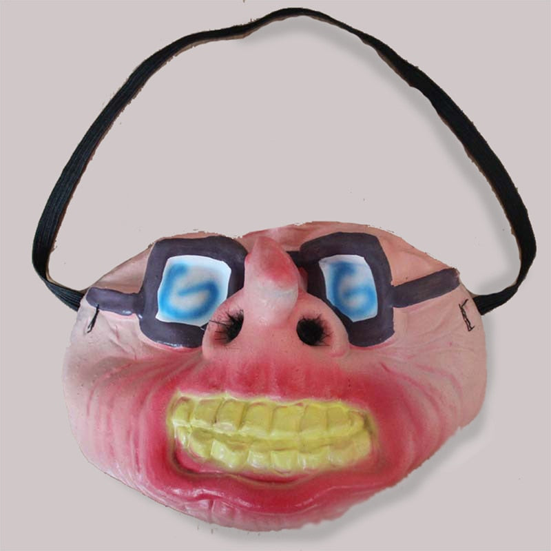 Funny Half Face Horrible Masks (21 to choose from)