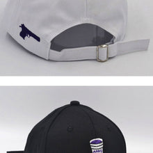 Load image into Gallery viewer, Purple Drank Baseball Cap - White