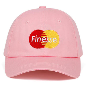 Finesse Cap  - Black
