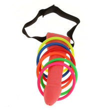 Load image into Gallery viewer, D**khead Hoopla - The Willy Ring Toss Game