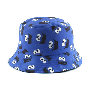 Cookie Monster 1st Edition - Cartoon Series Bucket Hat