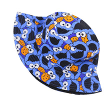 Load image into Gallery viewer, Cookie Monster 2nd Edition - Cartoon Series Bucket Hat