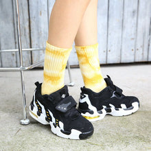 Load image into Gallery viewer, Thai Dye Socks - Yellow