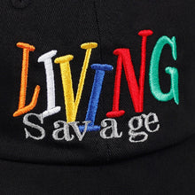 Load image into Gallery viewer, Living Savage Cap - Black